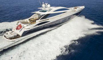CASINO ROYALE yacht Price