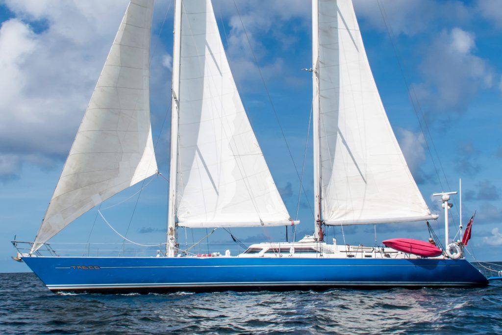TABOO yacht Brochure