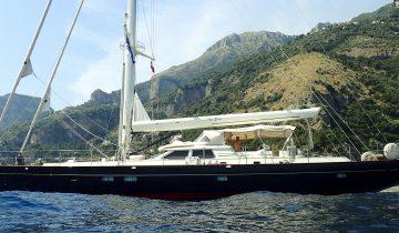 TIGA BELAS yacht Price