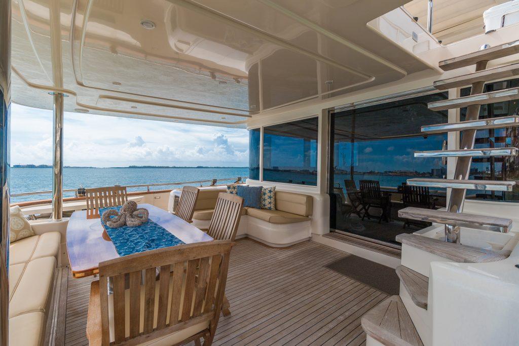 Sea Rods yacht