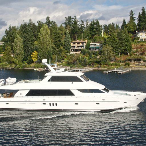 SEAVENTURE Yacht Position