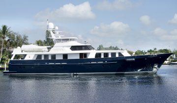 GRUMPY yacht Price