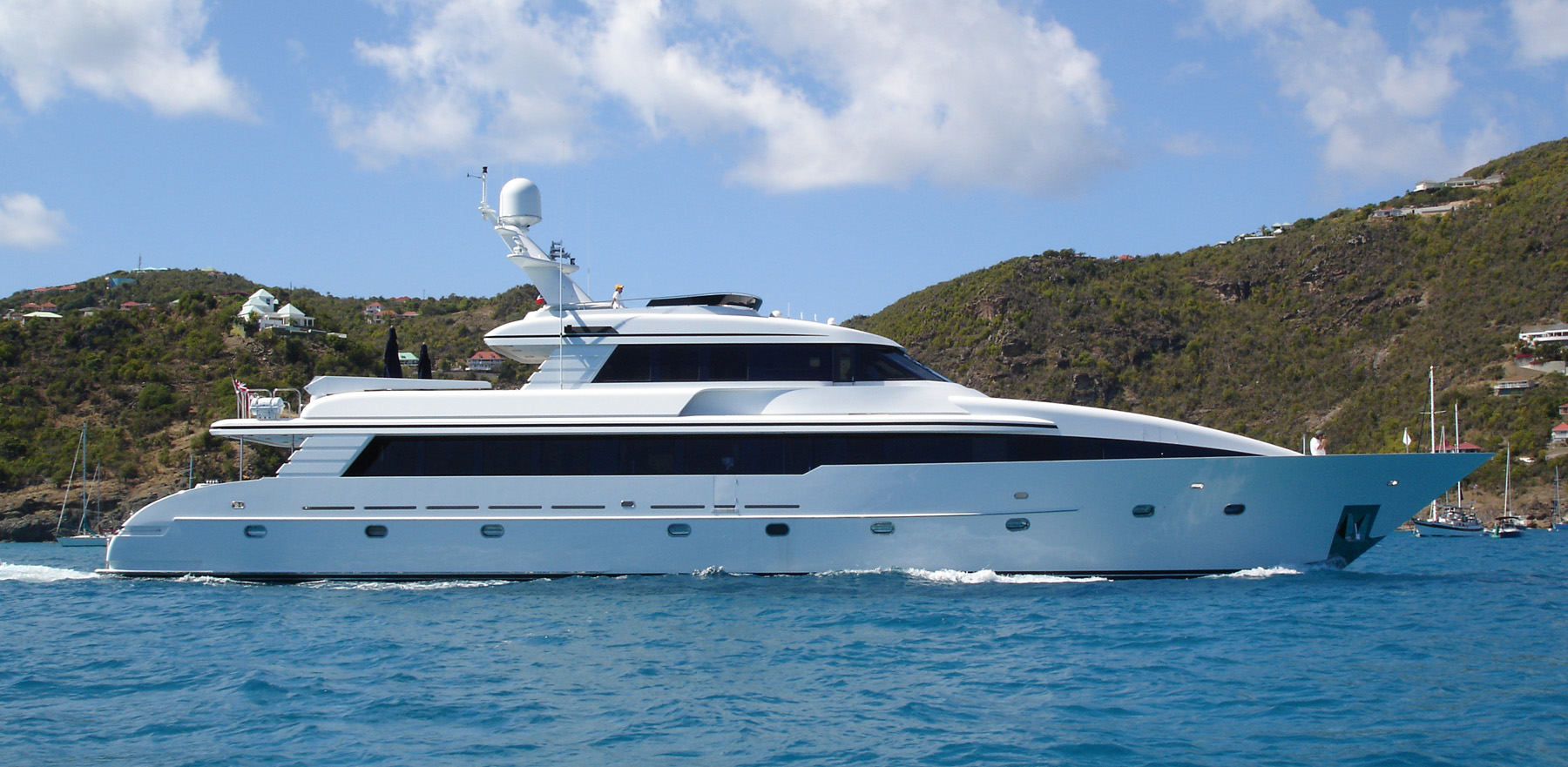 Sea Dreams specs with detailed specification and builder summary