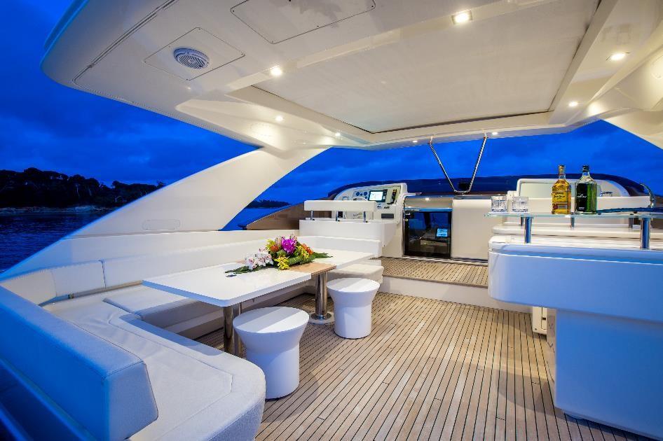 MY SOO TOO yacht