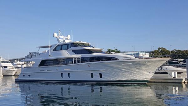 LADY PEGASUS® yacht Brochure