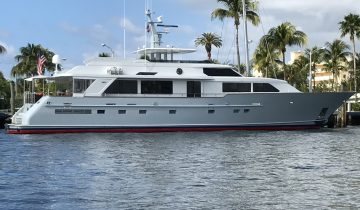 SEA BOUND yacht Price
