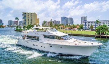 JOAN MARIE yacht