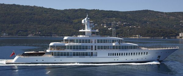 new yacht construction sold yachts