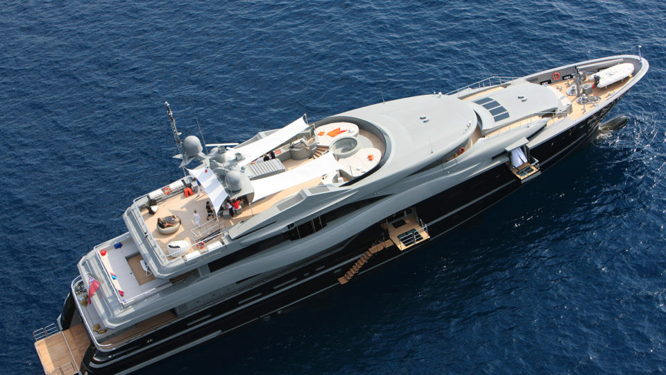 motoryacht sea force one yacht for sale
