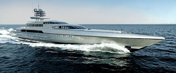 silver yachts for sale where you can find a silver yacht for charter