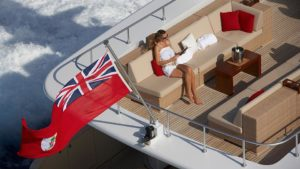 Luxury Yacht Charter Merlewood and Associates