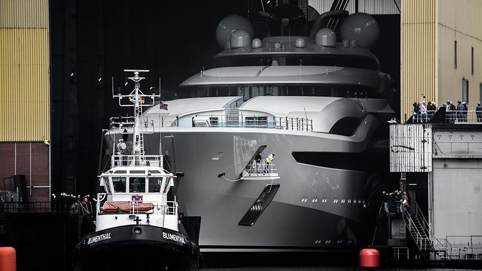 buy a yacht