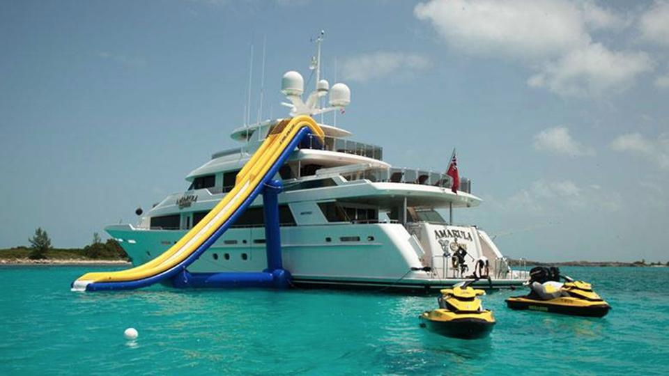 inflatable yacht toys