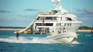 selling a yacht