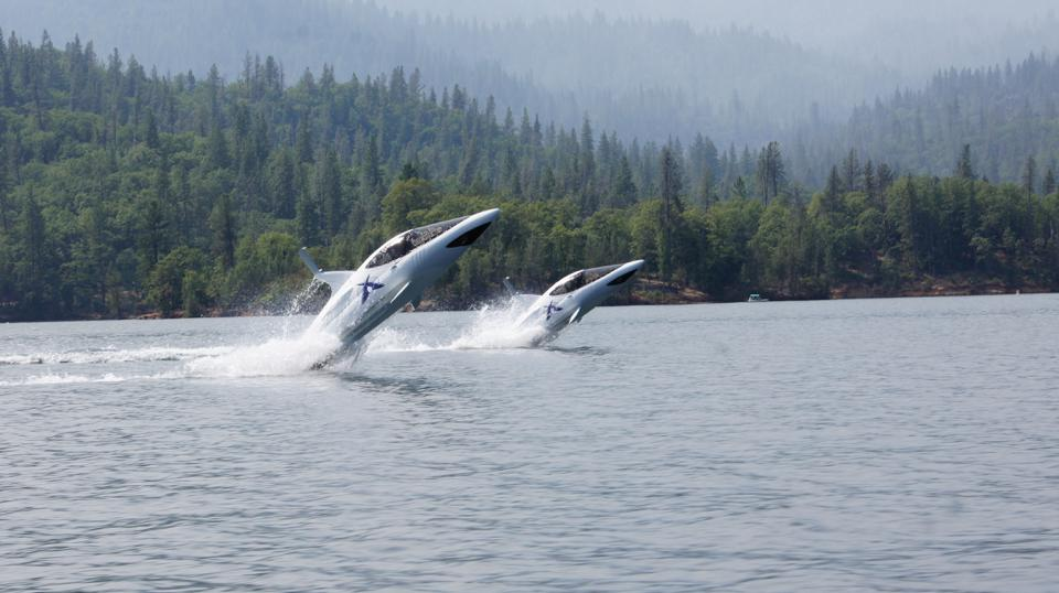 Yacht With a Submarine