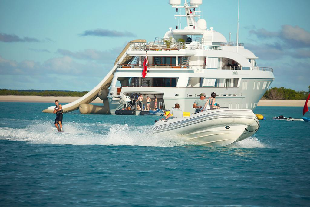 what is a yacht charter
