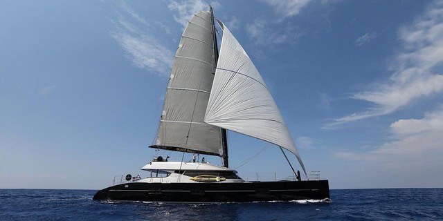 black swan mega yacht for charter in the virgin islands