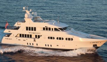 milk and honey yacht for charter in the caribbean and new england