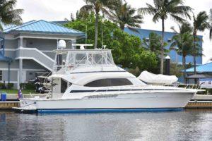 TT MY IRIS sportfish yacht