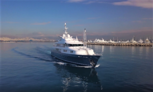 AMORE MIO 2 yacht for sale with Merle Wood & Associates