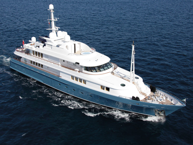 Amore Mio II yacht for sale