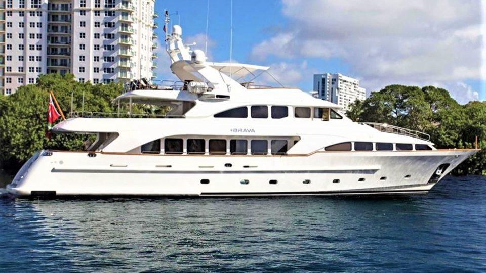 BRAVA yacht for sale