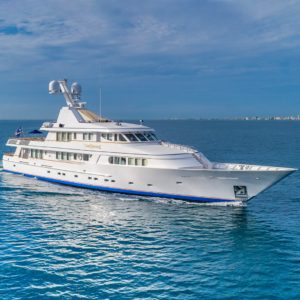 DAYBREAK 153-foot Feadship yacht for sale with Merle Wood & Associates