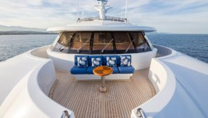 LADY SHERIDAN 190 Abeking Rasmussen luxury yacht for sale with Merle Wood & Associates