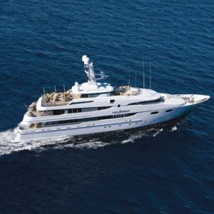 Lady Sheridan yacht for sale