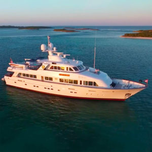 Lady Victoria luxury yacht for sale and charter