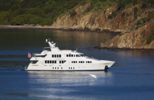Milk and Honey 125-foot luxury yacht for charter