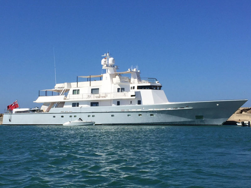 Ronin yacht for sale