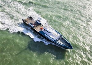 THE ULTIMATE SHADOW VESSEL yacht for sale with Merle Wood & Associates