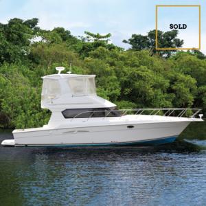 WORTH THE WAIT II yacht sold