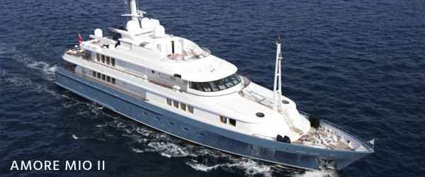 luxury yacht for sale amore mio II