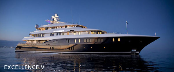 luxury yacht for sale excellence V