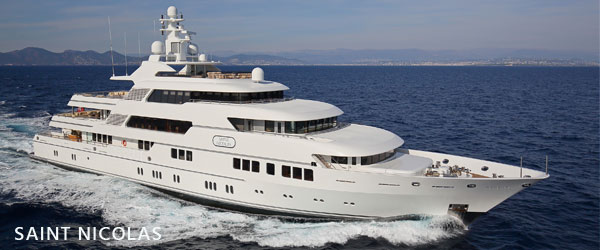 luxury yacht for sale saint nicolas