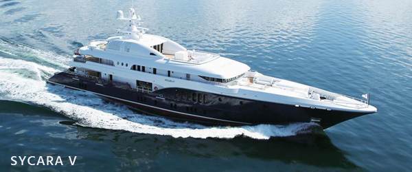 sycara luxury yachts for sale