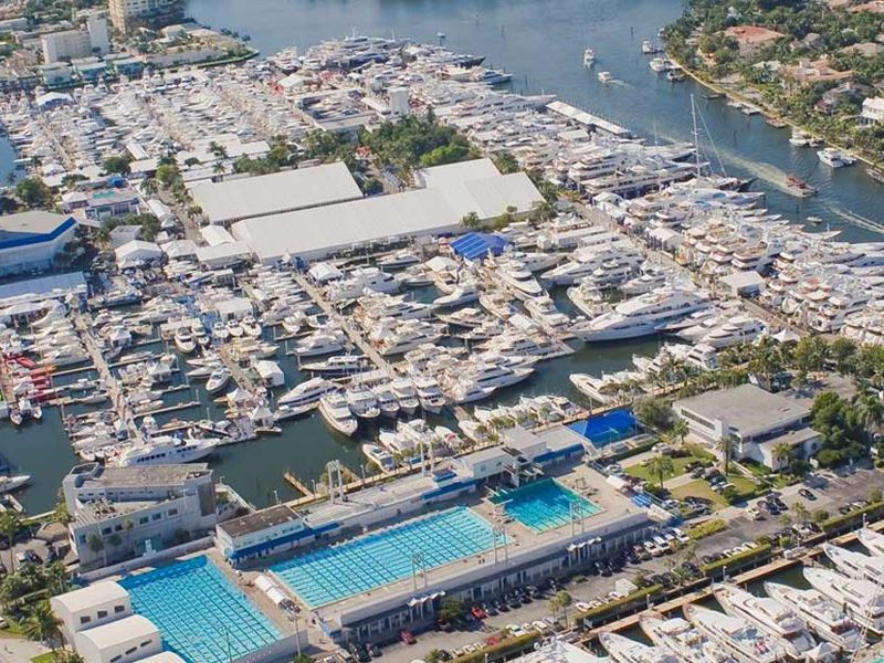 2019 FORT LAUDERDALE INTERNATIONAL BOAT SHOW