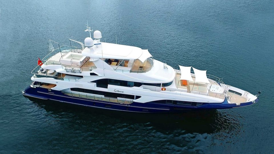 Gitana_132-Benetti luxury superyacht sold by Merle Wood & Associates