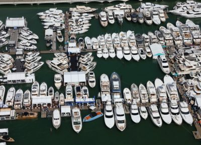 2020 Miami Yacht Show