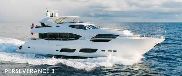 perseverance 3 yacht for charter