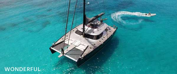 wonderful luxury yacht charter