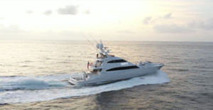 MARY P 122-foot Trinity luxury sportfish yacht for sale with Merle Wood & Associates