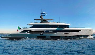 Benetti Oasis luxury Italian superyacht sold by Merle Wood & Associates