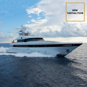 EXCELLENCE 153-foot Feadship luxury yacht virtual TOUR with Merle Wood & Associates