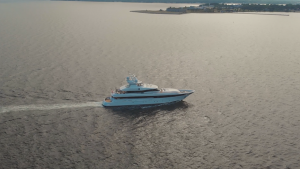 EXCELLENCE 153-foot Feadship luxury superyacht for sale with Merle Wood & Associates video