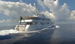 NITA K II 171-foot Amels luxury yacht video