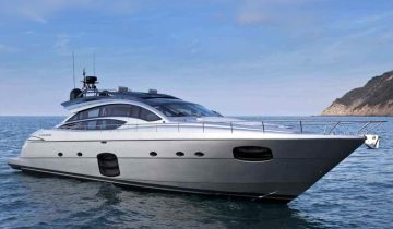 SULTAN 74 Pershing luxury yacht sold by Merle Wood & Associates