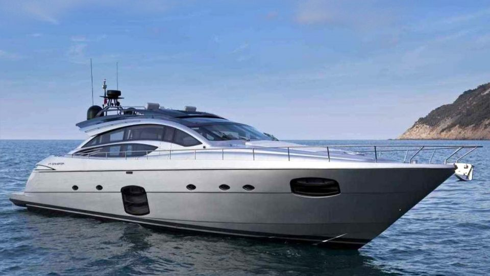 SULTAN 74 Pershing luxury yacht sold by Merle Wood & Associates